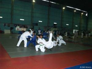 Judo-Hall