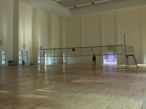 Volleyball  Hall